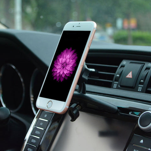Magnetic CD Phone Car Mount