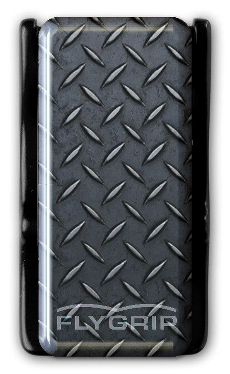 Flygrip Gravity Diamond Plate w/FREE CASE