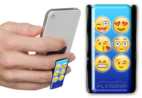 Flygrip Gravity  Emojis w/FREE CASE