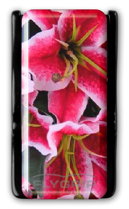Flygrip Gravity Flowers w/FREE CASE
