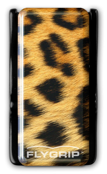 Flygrip Gravity Leopard w/FREE CASE