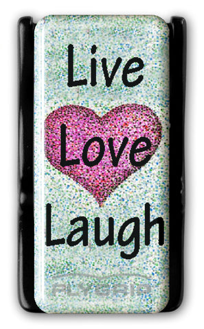 Flygrip Gravity Live Love Laugh w/FREE CASE