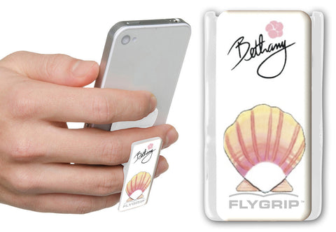 MichiArt Shell Flygrip by BETHANY