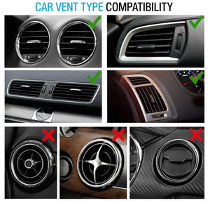 Vent Car Mount - Magnetic