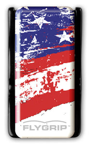 Flygrip Red, White and Blue w/FREE CASE