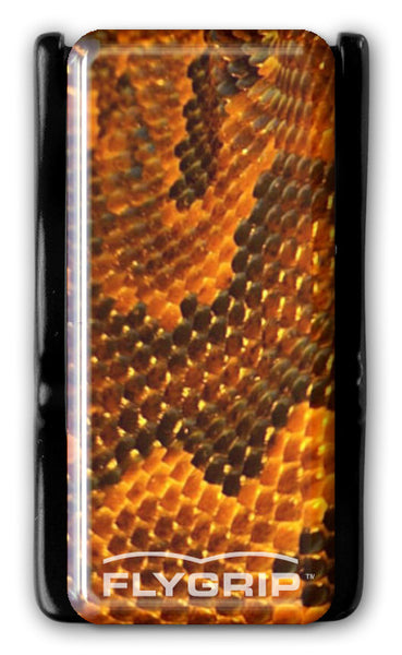 Flygrip Gravity Red Snake w/FREE CASE