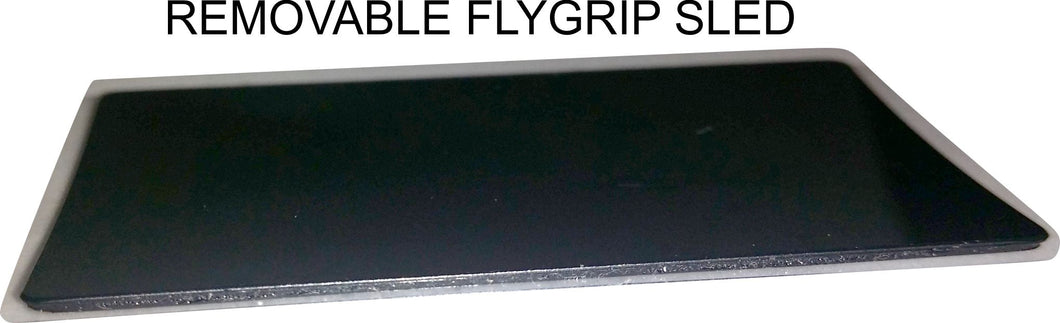 Flygrip Sled with Removable Adhesive