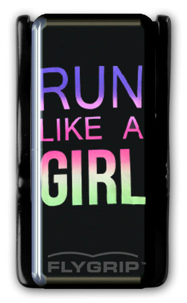 Flygrip Gravity Run Like A Girl  w/FREE CASE