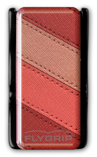 Flygrip Gravity Shades of Red  w/FREE CASE