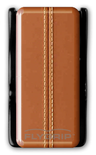 Flygrip Gravity Tan Leather w/FREE CASE