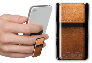 Flygrip Gravity Textured Leather w/FREE CASE