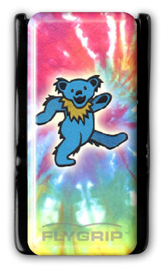 Flygrip Gravity Tie Dye Bear w/FREE CASE