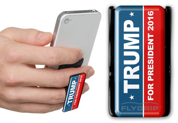 Flygrip Gravity Trump for President w/FREE CASE