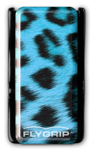 Flygrip Gravity Turquois Leopard w/FREE CASE
