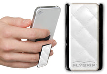 Flygrip Gravity Quilted White w/FREE CASE