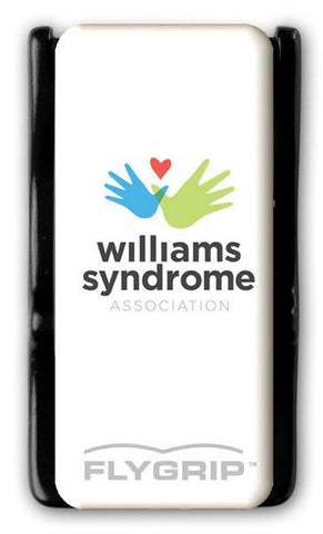 Flygrip Gravity Williams Syndrome Charity - Hope  w/FREE CASE