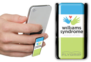 Flygrip Gravity Williams Syndrome Charity - Awareness w/FREE CASE