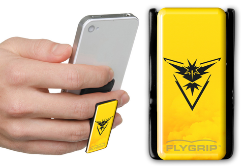 Flygrip Gravity Instinct Yellow #2 w/FREE CASE
