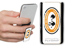 Lucky Fin Project Charity Flygrip Logo with Hands w/FREE CASE