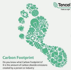 Tencel™ Lyocell by Lenzing set to become the first carbon neutral fiber producer in the world
