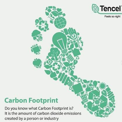 Carbon neutral clothing with Tencel fibers by the Lenzing Group