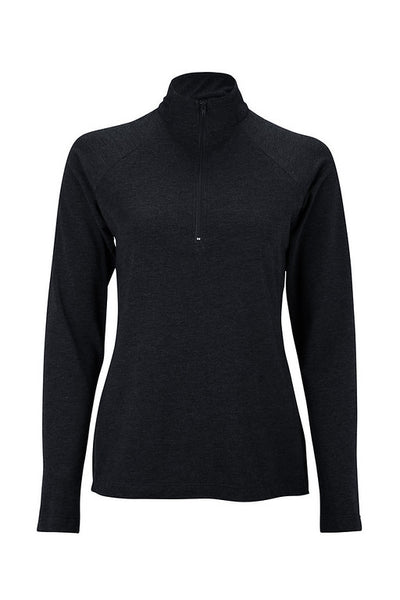 Women Tencel lyocell shirt - black