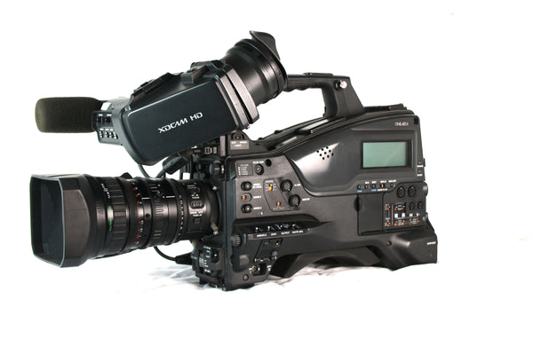 Sony PMW-350K Operation Hours 897