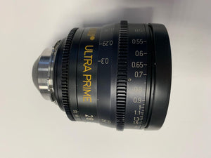 Used Arri 28mm T1.9 Ultra Prime PL Mount Lens - Feet