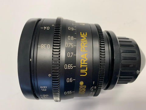 Used Arri 40mm T1.9 Ultra Prime PL Mount Lens - Feet