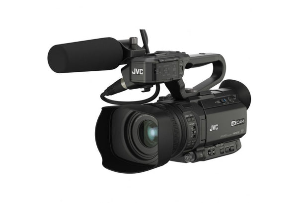 JVC GY-HM250E PROFESSIONAL 4K CAMCORDER