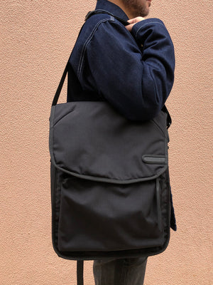 Gunnar backpack, black
