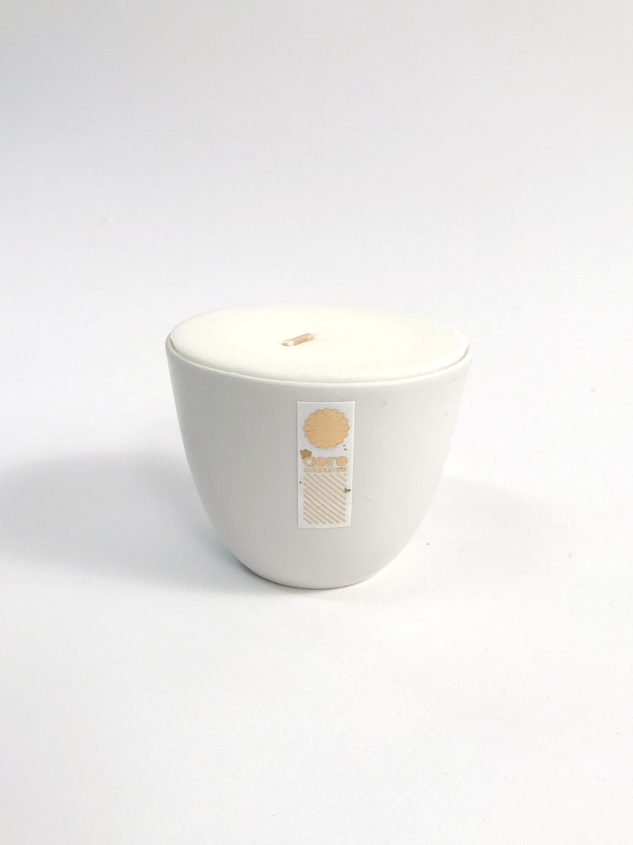 Scented candle, sora-iro