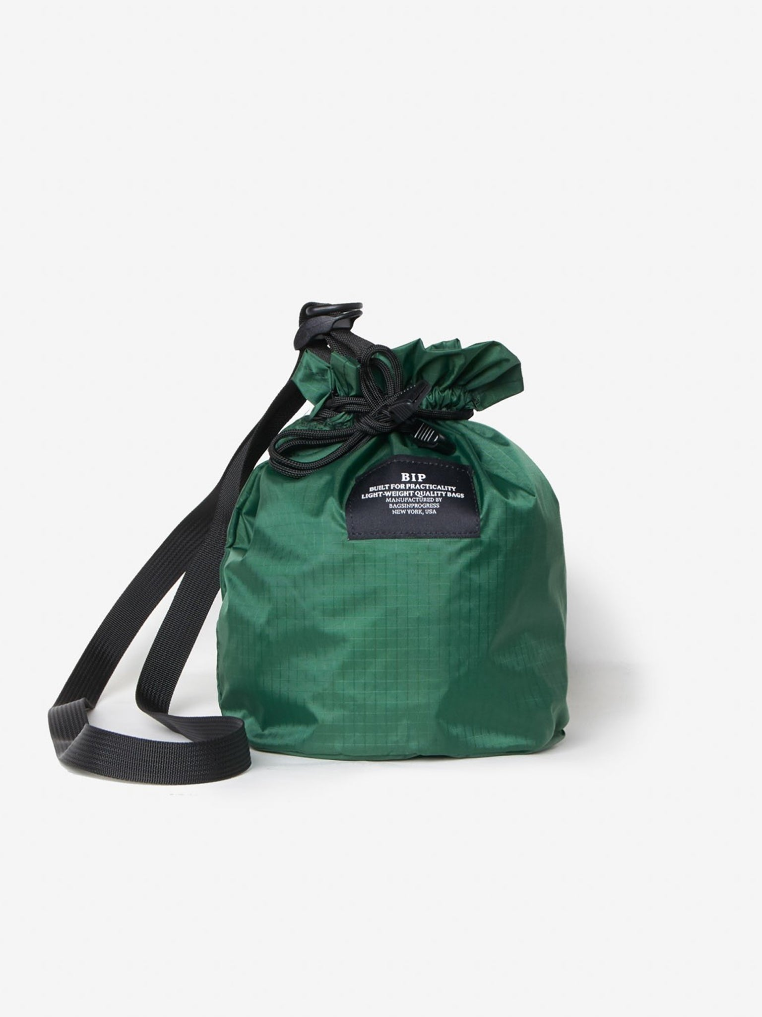 Mini shoulder bag, dark green