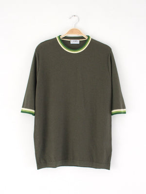 Feystongal Knit T-shirt Green