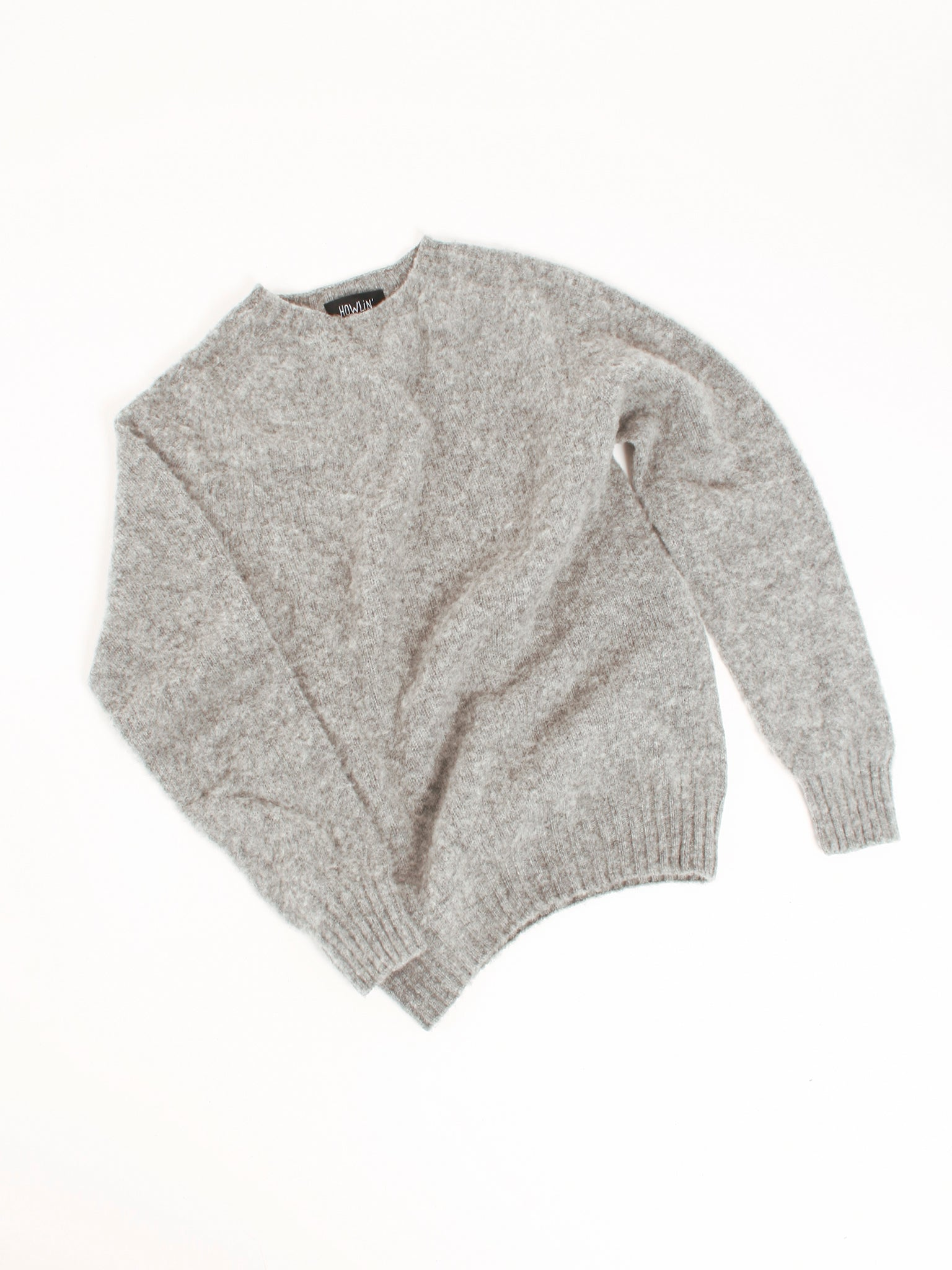 Howlin Birth of the cool sweater grey