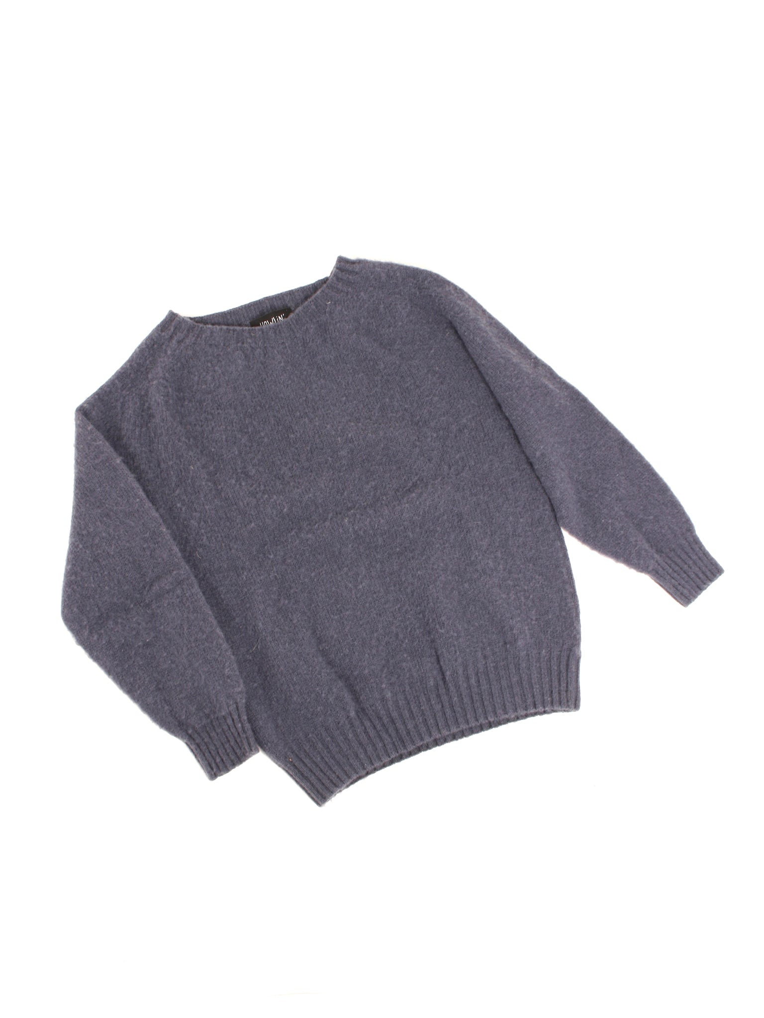 Howlin Solid space sweater Blue
