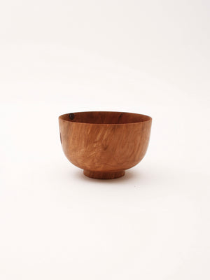 Wooden bowl, pearwood