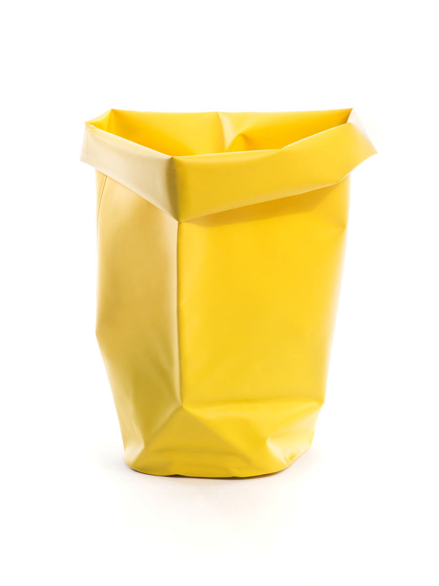 L&Z Roll-up bin yellow large