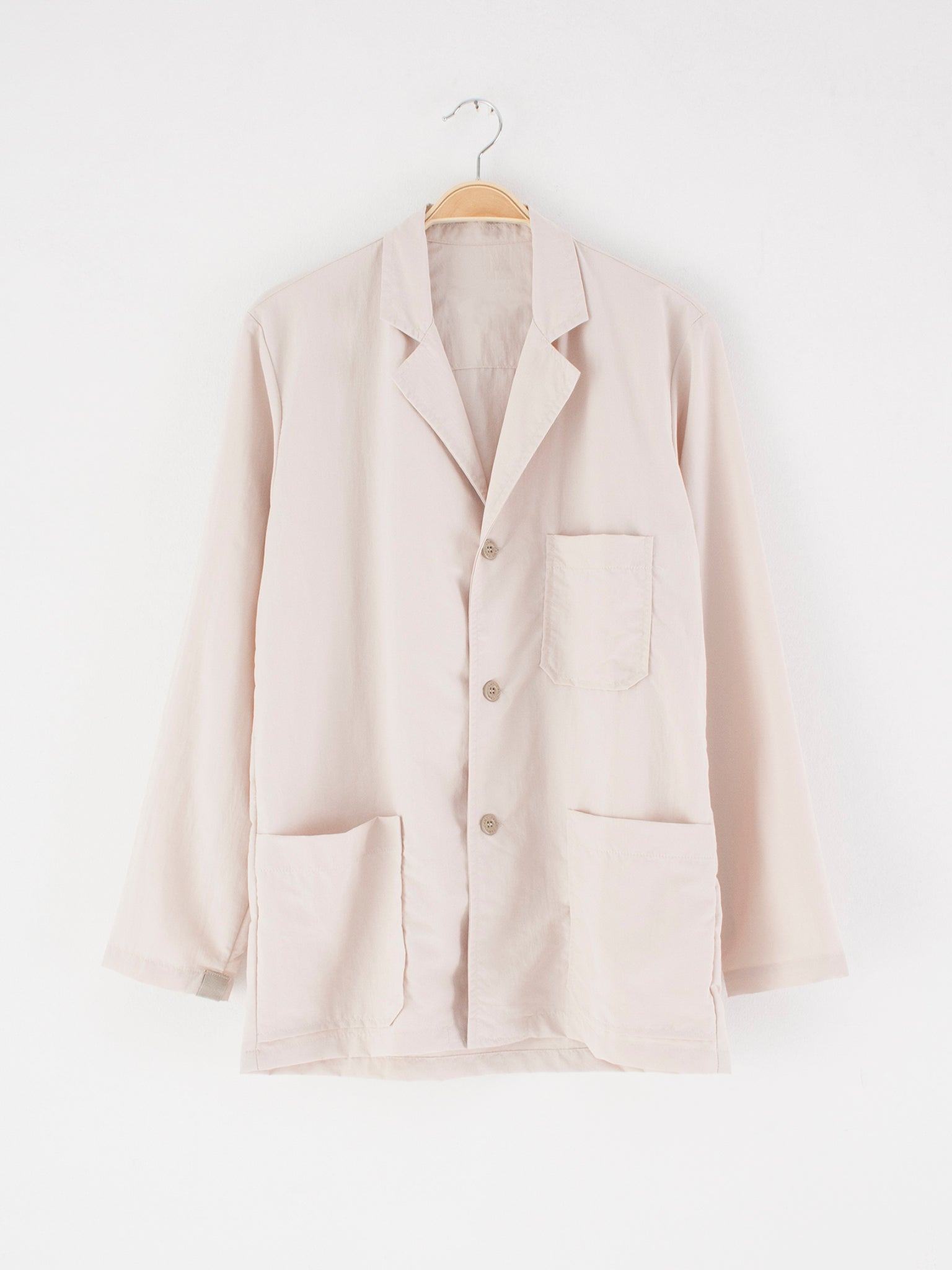 Furia blazer jacket, powder
