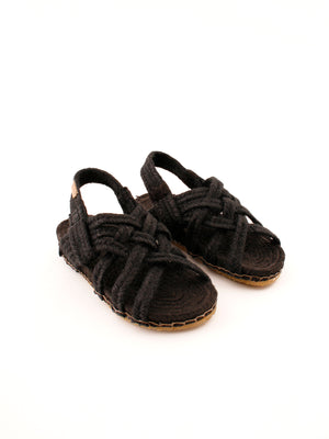 Of Origin Sandal Siesta Negro