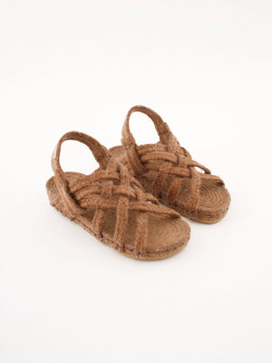 Of Origin Siesta sandal tostado