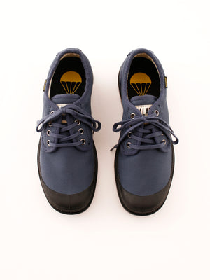Palladium pampa oxford sneakers indigo