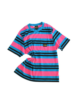 Stan Ray Thick T-shirt parrot border stripe