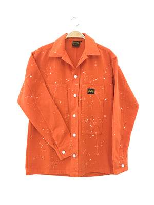 Stan Ray prison shirt coral bleach