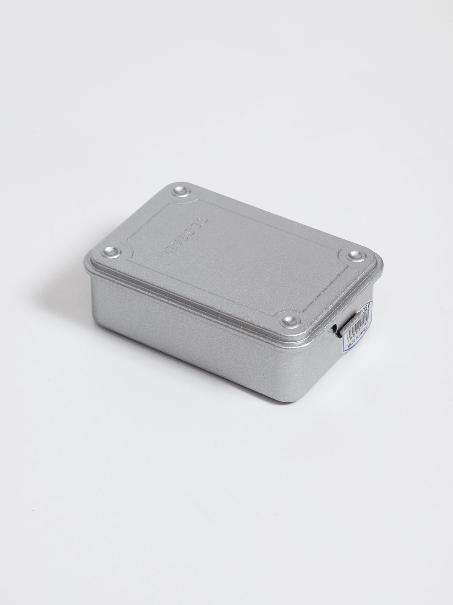 Trusco Utility toolbox T-150 silver