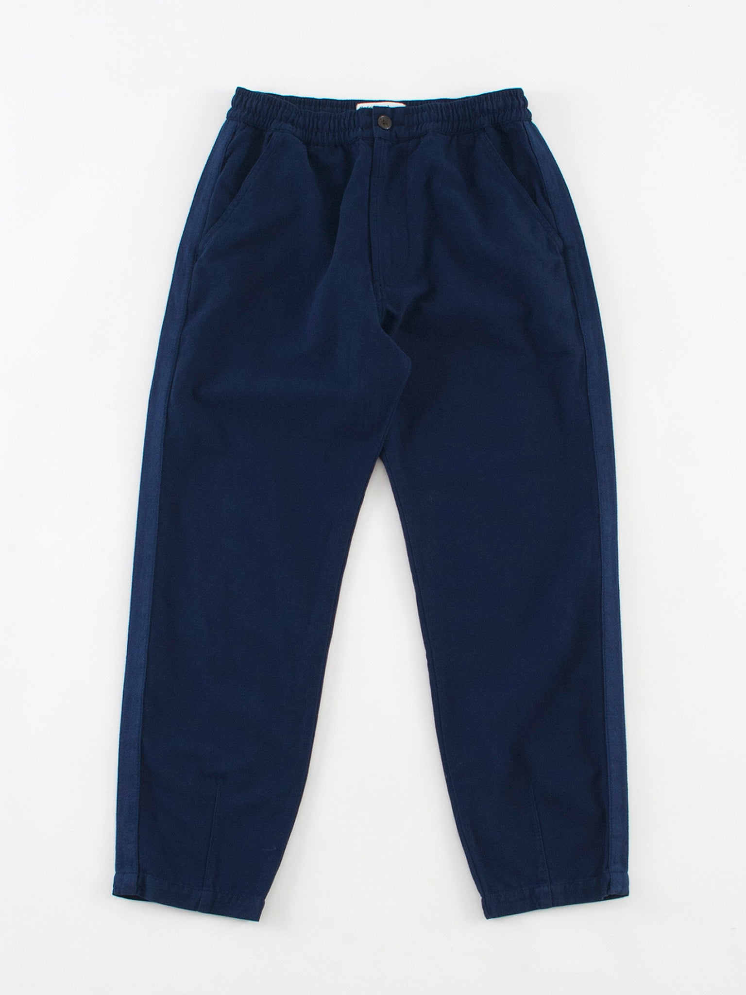 Track trouser, canvas navy