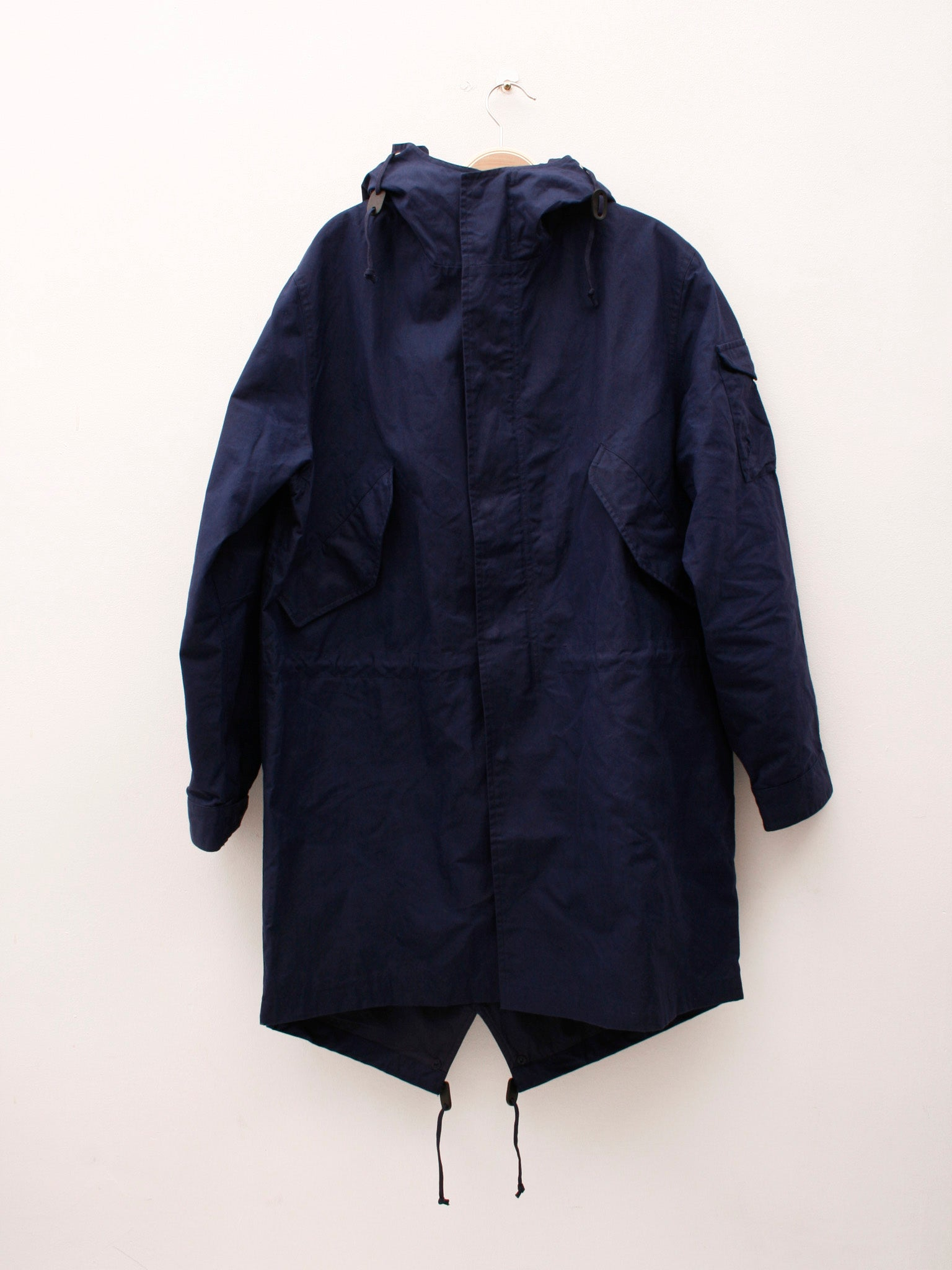 Scottish Parka, navy