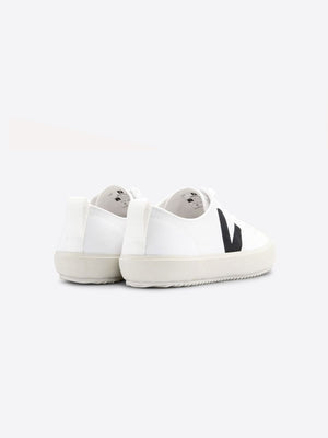 Veja Nova Canvas Vegan White Black