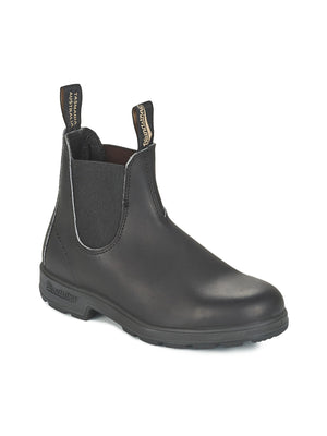 blundstone chelsea boots black