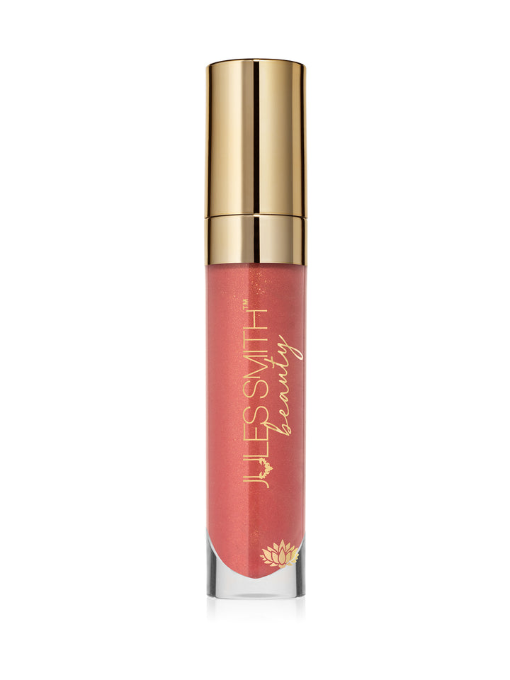 Agate Power Lip Gloss for the Creative heart by Jules Smith Beauty